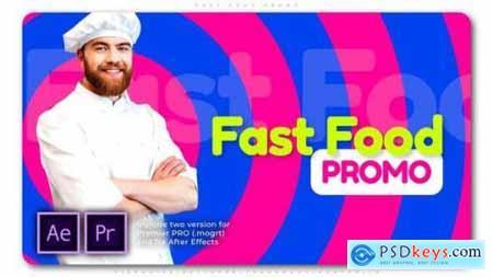 Fast Food Promo 25766293