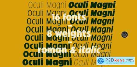 Oculi Magni Complete Family