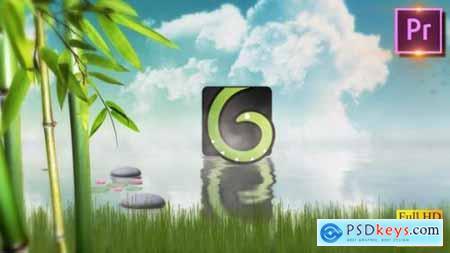 Nature Logo Revealer premire PRO 25825986