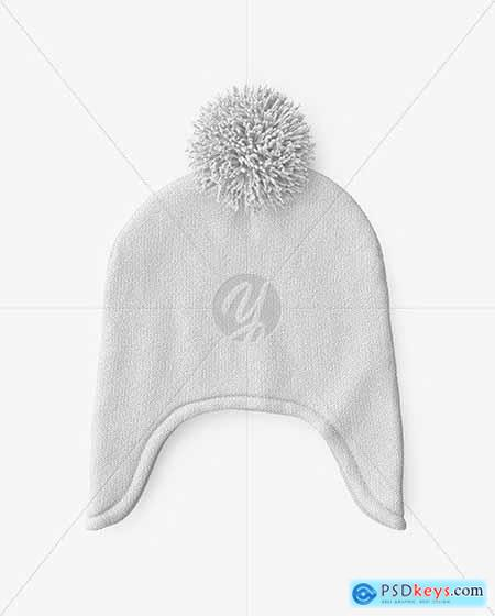 Winter Hat Mockup 56331