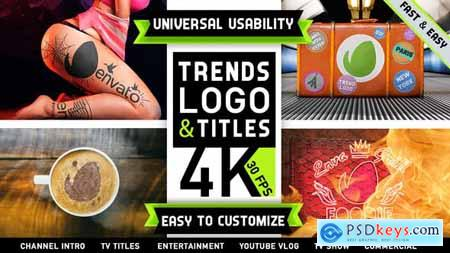 Trends Logo Channel 25670802