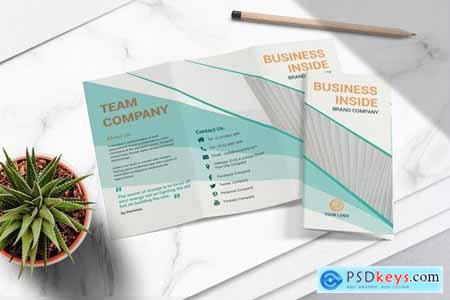 Business Tri Fold Brochure Vol.04