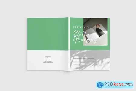 Green Portfolio Brochure