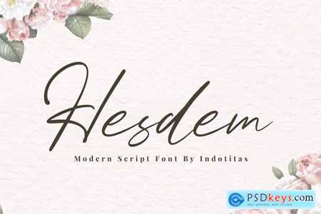 Hesdem Script