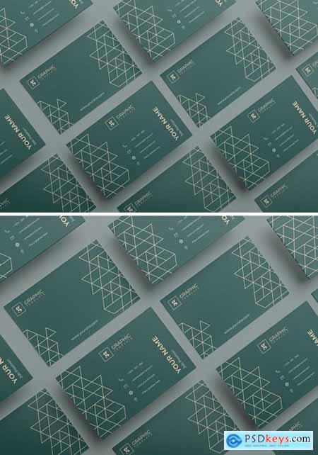 Luxury Business Card v2 - [code M]