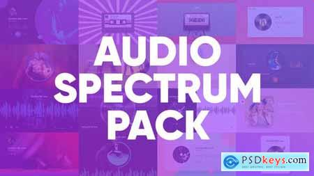 Audio Spectrum Pack 25645087