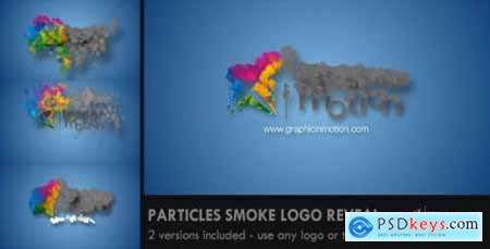 Particles Smoke Logo Reveal 5652694