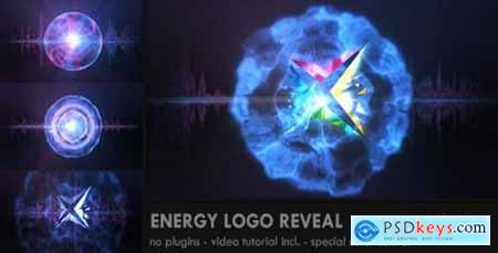 Energy Logo Reveal 6444033