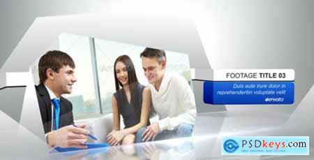 Modern Corporate Presentation 9410507