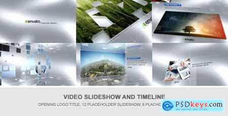 Simple Video Timeline and Slideshow 9596857