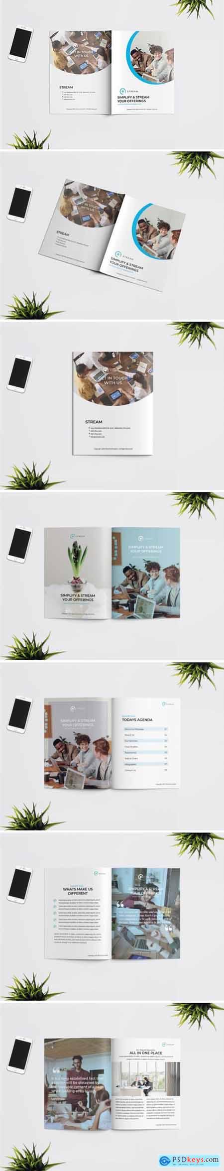 Stream Brochure Template 3039068