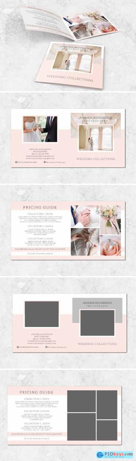 Bifold Brochure for Photographers 3039189