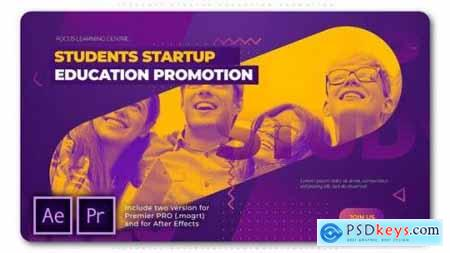 Students Startup Education Promotion 25854754