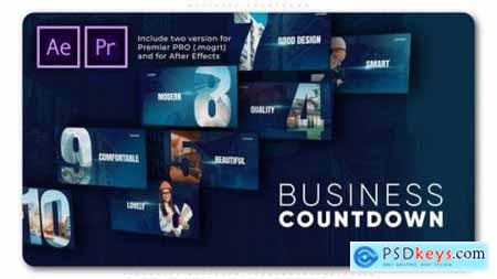 Business Countdown 25854729