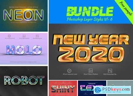 Bundle Photoshop Layer Style 4405825