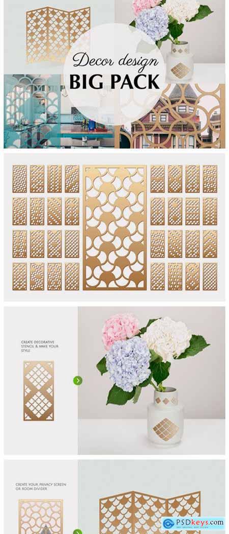 33 Templates Arab Geometric Pattern 3042461