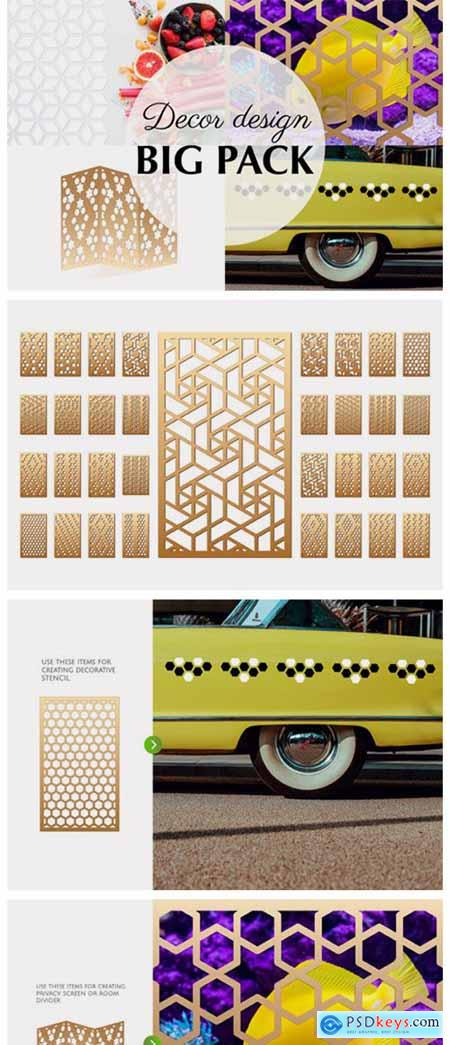 33 Templates Arab Geometric Pattern 3042531