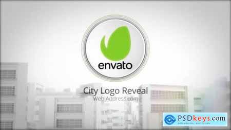 City Logo Reveal 25893494