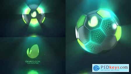 Hi-Tech Soccer Logo Reveal 25691421