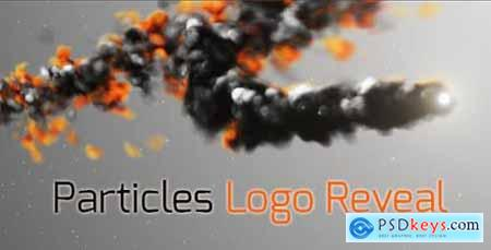 Particles Logo Reveal 10707905