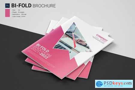 Corporate Bi-fold Brochure 4579377