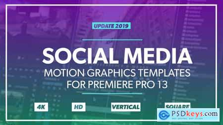 Auto Resize Social Media Graphics Pack V2 ( Last Update 4 April 19 ) 21827057