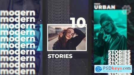 Modern Stories 25895558