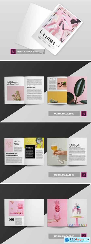 Udima - Magazine Template