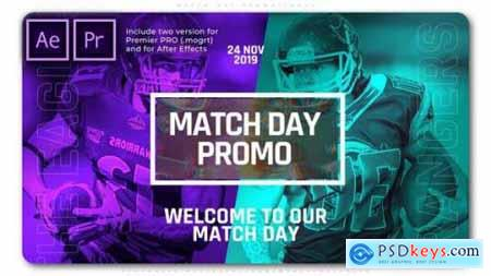 Match Day Promotional 25854967