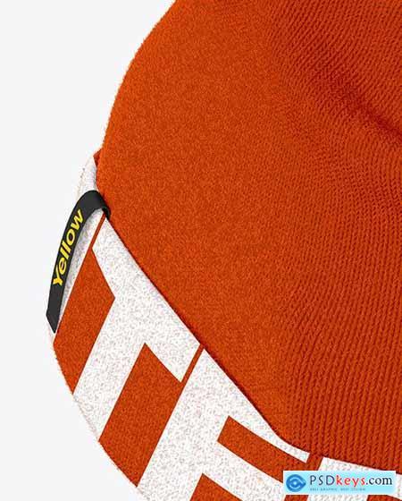 Winter Hat Mockup 56391