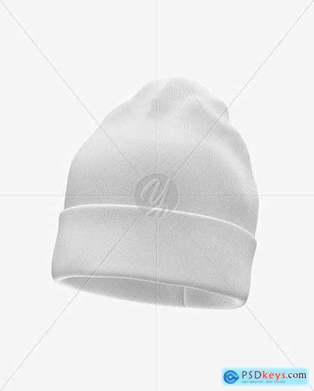 Winter Hat Mockup 56387
