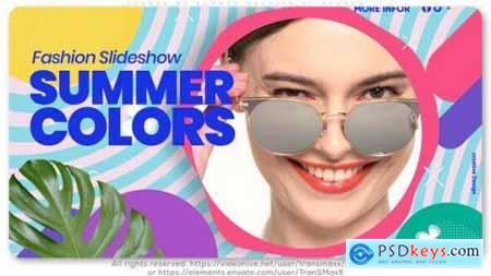 Colors of Summer Fashion Slideshow 25921832
