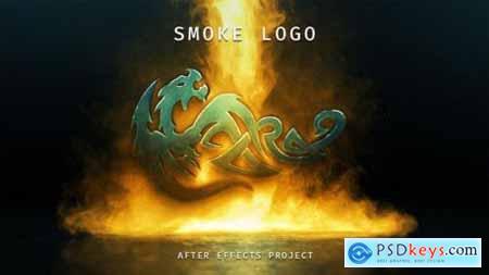 Smoke Logo 21915684