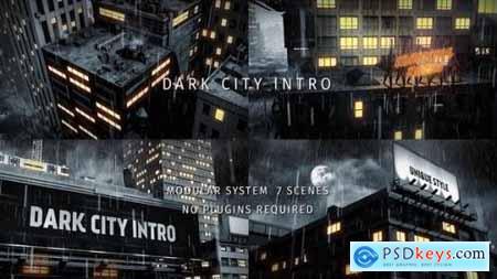 Dark City Intro 22912627