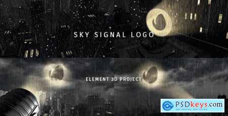 Sky Signal Logo 18870835