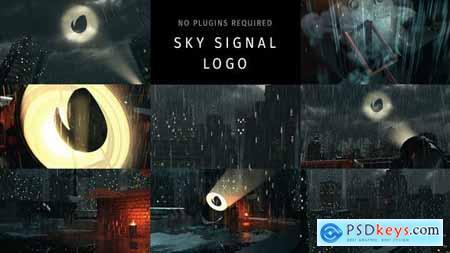 Sky Signal Logo II 25848662