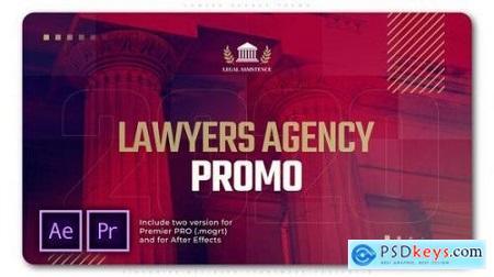 Lawyer Agency Promo 25953143