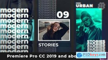 Modern Stories For Premiere Pro 25928044
