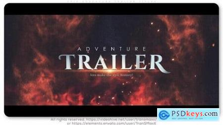 Epic Adventure Trailer Titles 25921858