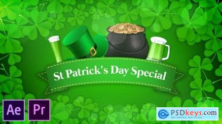 St Patrick's Day Special Promo Premiere Pro 25903461