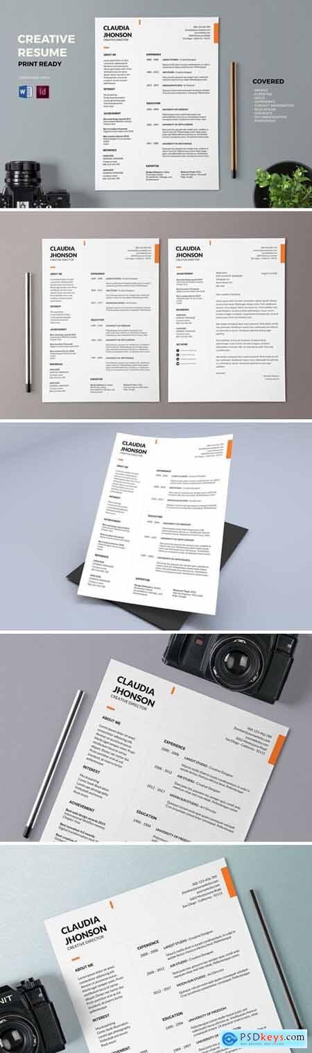 Resume - CV Template Pro
