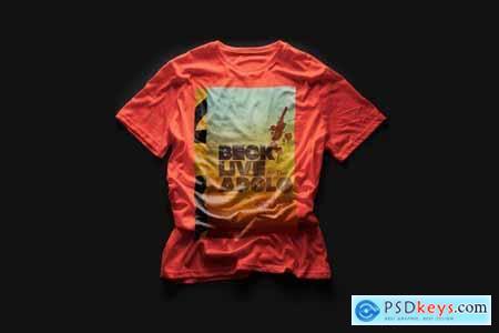 Urban T-Shirt Mock-Up