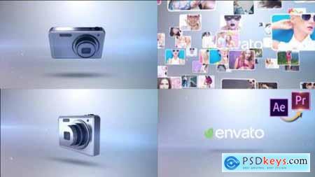 Camera Logo Revealer Pemiere PRO 25913870