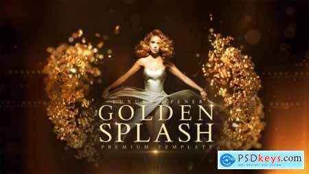 Golden Splash 22588972