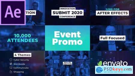 Event Promo Conference for After Effects 25948231