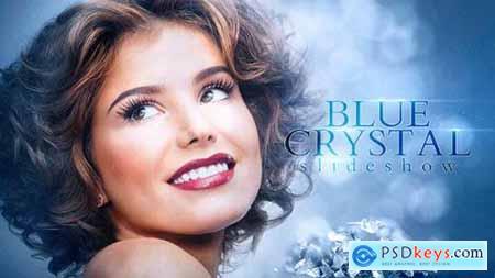 Blue Crystal Slideshow 21243466
