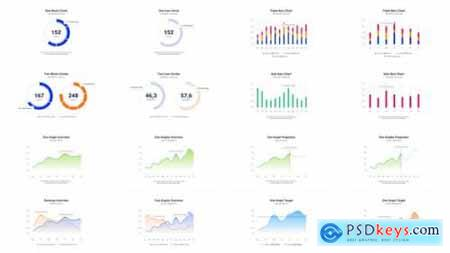 Infographics Charts Pack 2 25986235