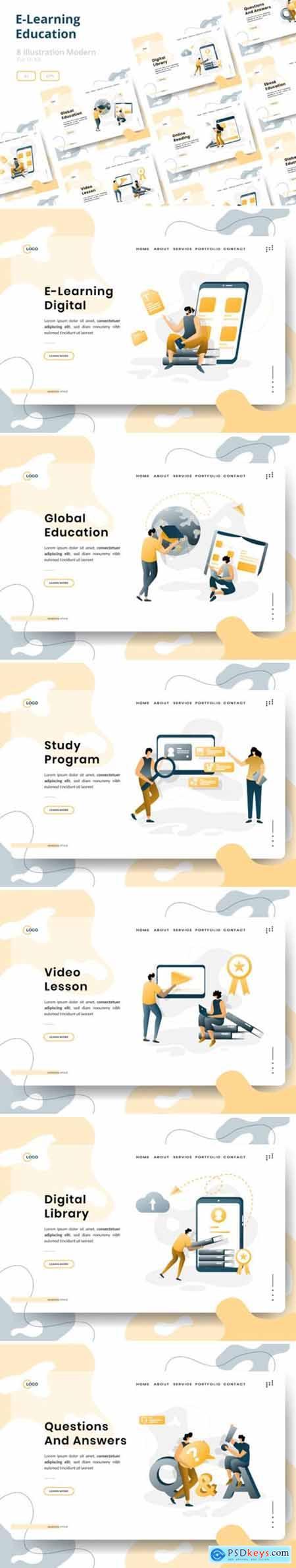 E-Learning Education 3623989