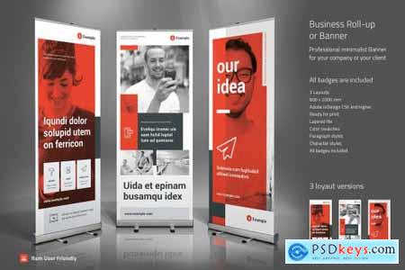 Business Roll-Up Vol. 18 4593322