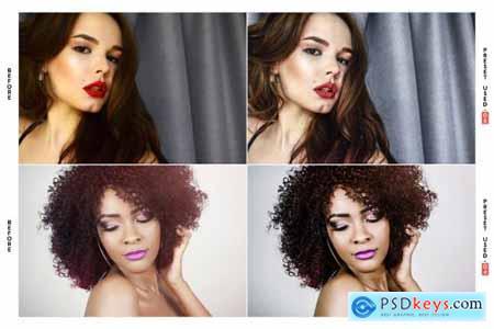 Fashion HDR Lightroom & ACR Presets 4593707